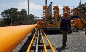Türkiye'nin doğalgaz ithalatı Ekim'de yüzde 28 arttı