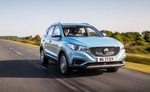 İngiliz MG'nin elektrikli SUV modeli Türkiye pazarına giriyor