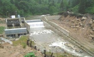 Ordu`ya hidroelektrik santrali için resmi adım