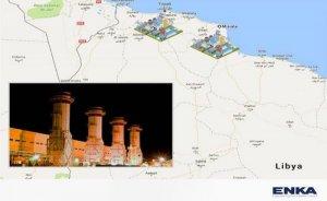 ENKA-Siemens konsorsiyumu Libya'da iki elektrik santrali kuruyor