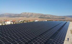 Antalya BŞB Korkuteli'nde 0,99 MW'lık GES kurdu