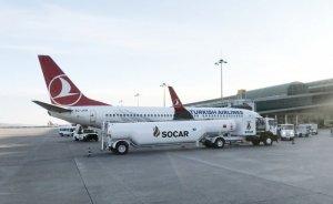 SOCAR Adnan Menderes'te 9 bin uçağa yakıt verecek