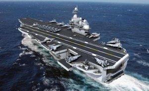 Çin nükleer yakıtlı üçüncü uçak gemisini bu yıl tamamlayacak