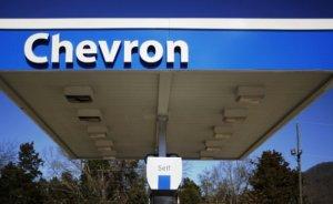 Chevron 665 milyon dolar zarar etti
