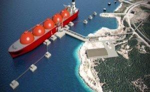 Hırvatistan'ın ilk LNG tesisi resmen açıldı