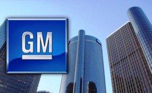 GM'den iddialı sıfır karbon hedefi