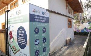 İstanbul Kadıköy'de yağmur suyu değerlendirilecek