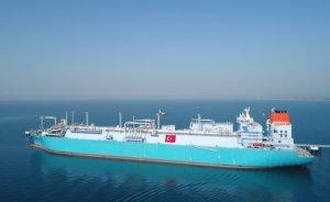 Türkiye'nin üçüncü yüzer LNG Terminali bu yıl açılıyor