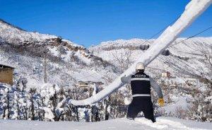 Elektrik dağıtıcıları ağır kışa hazır