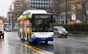 Ankaralılar Türkiye'nin ilk dönüştürülmüş elektrikliotobüsünü kullanacak