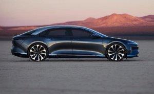 Elektrikli araç üreticisi Lucid halka açılacacak
