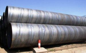 Kazakistan-Rusya gaz boru hattında patlama