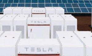 Tesla Teksas'ta 100 MW'lık batarya sistemi kuruyor