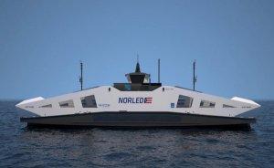 Linde Norveçli feribota yeşil hidrojen sağlayacak