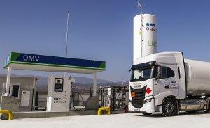 OMV filonun yüzde 10'unu LNG'liye çevirdi