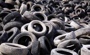 Ankara Elmadağ'da atık lastiklerden elektrik üretilecek