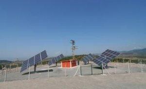 Aksaray`da güneş enerjisinden içme suyu