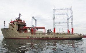 Güney Afrika'yı Karpowership gemisi aydınlatacak