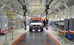 Volvo Çin'de bioyakıt ve rüzgarla üretecek