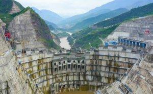 Çin'in 16 bin MW'lık HES'i elektrik üretimine hazırlanıyor