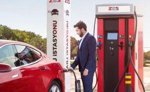Zorlu'dan elektrikli araçlara temiz enerji