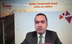 Küpeli: Aydem Yenilenebilir Enerji yatırımcılar için güvenli bir liman