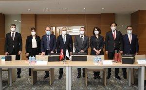 Türkiye'den Gürcistan'ın OTSP çalışmalarına destek
