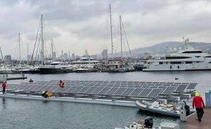 Türk şirketleri GTC ve HSB'den yüzer GES için ortak akıl