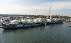 Karpowership Senegal'i LNG yakıtlı yüzer gemisiyle aydınlatacak
