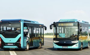 Karsan Romanya'ya 10 elektrikli otobüs daha sattı