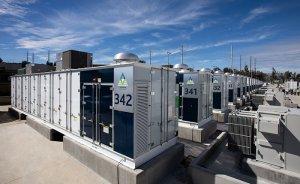 Elektrik depolama tesisleri sisteme katılıyor