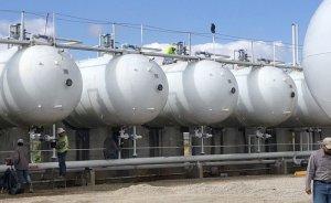 Shell&Turcas'ın LPG Depolama Lisansına uzatma