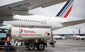 Fransa Kanada uçuşu biyoyakıtla gerçekleştirildi