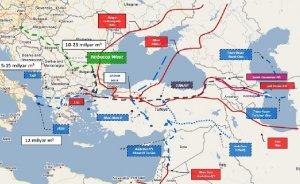 İran doğalgazı Türkiye üzerinden Almanya yolcusu