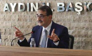 Aydın'a bu yıl 400 milyon lira enerji yatırımı yapılacak