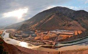 Beyhan - I Barajı ve HES projesi inşa ediliyor