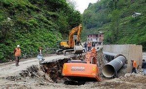Trabzon`a HES için acele kamulaştırma kararı