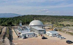 Bergama Çöp Gaz Tesisi üçüncü ünitesine kısmi kabul aldı