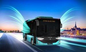 Karsan'dan Almanya Weilheim'e elektrikli otobüs