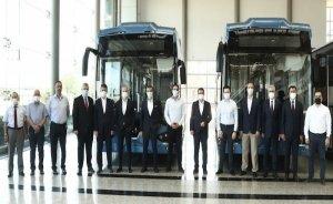 TEMSA ve ASELSAN'ın elektrikli otobüsü yollara çıkıyor