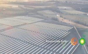 BP İspanya'da güneşe yatırım yapacak