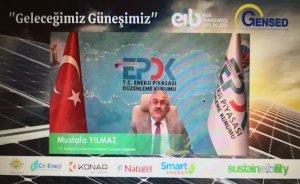 EPDK Başkanı'ndan vatandaşlara güneşe yatırım yapın çağrısı