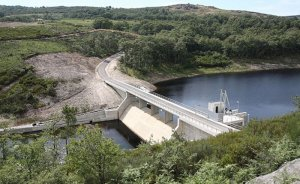 Hidroelektrik santrallerden elektrik üretimi yüzde 64 düştü