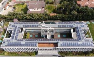 Doğan Holding genel merkezinin elektriği güneşten