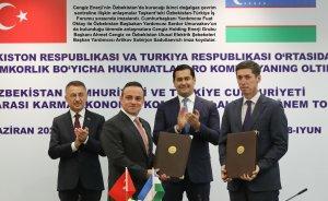 Cengiz Enerji'den Özbekistan'a 2. doğalgaz santrali