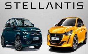Stellantis'ten elektrikli araçlara 30 milyar euro yatırım