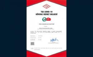 EPDK TSE COVID-19 Güvenli Hizmet Belgesi aldı