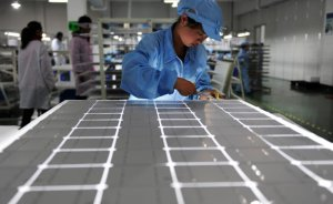 Çin malı solar panellere vergi uygulaması 2022'de bitecek