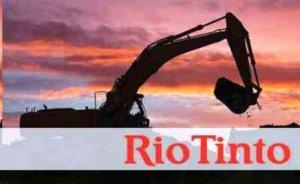 Rio Tinto, Afrika'daki madeninde güneş ve rüzgar elektriği kullanacak