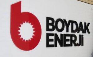 Boydak`tan Nisan Enerji`nin yüzde 49.9`una 43.2 milyon Euro